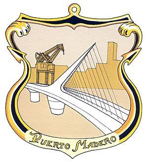 Emblema Puerto Madero