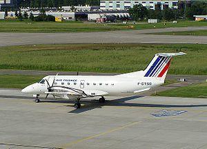 Regional airliner - Embraer EMB 120 Brasilia.