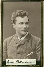 Emil Pettersson, porträtt - SMV - H6 210.tif