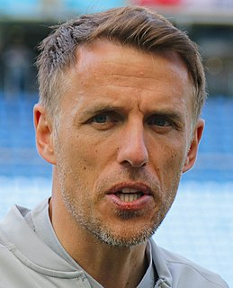 Phil Neville English association football player and manager