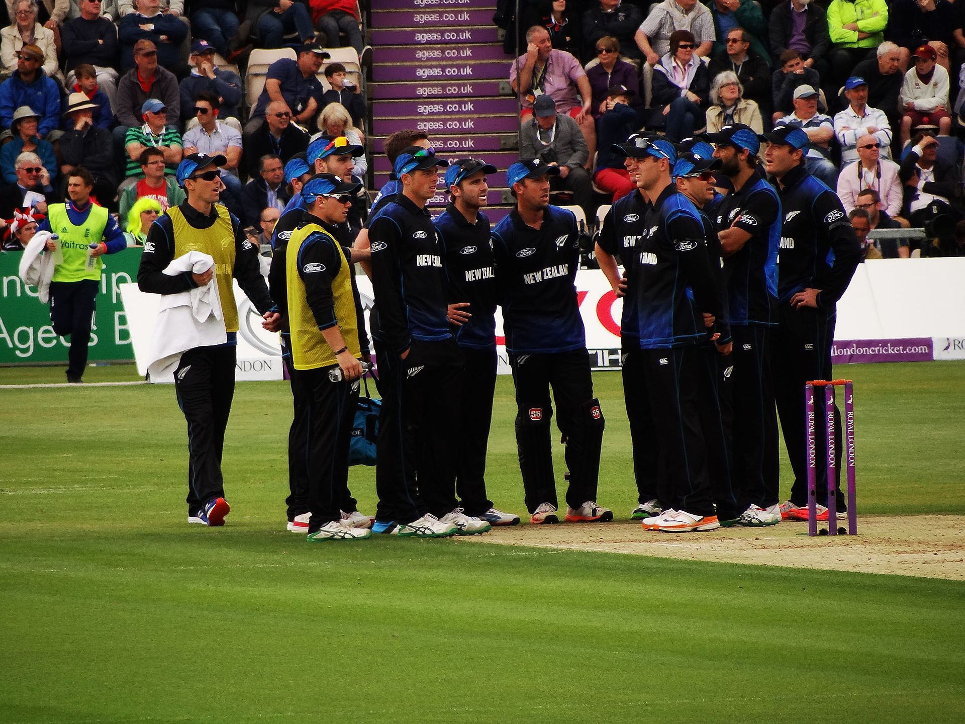 One Day At A Time Wikipedia: List Of New Zealand One Day International Cricket Records