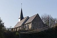 Englesqueville-en-Auge - Église Saint-Taurin 01.jpg
