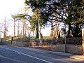 Entrance to Keycol Hospital - geograph.org.uk - 642735.jpg