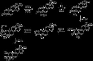 Epostane - Image: Epostane synthesis