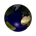 Equator on Earth view above Northern Atlantic.png