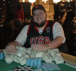 Eric Froehlich - Froehlich at the 2005 World Series of Poker