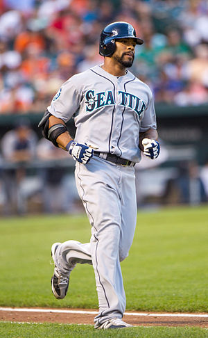 Eric Thames - Thames with the Seattle Mariners