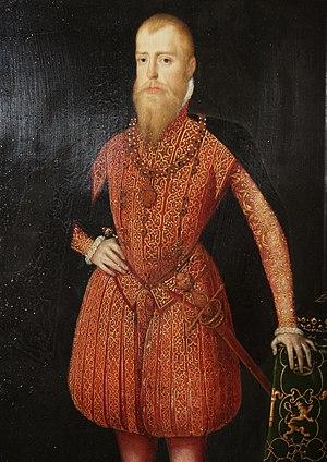 Sture Murders - Erik XIV of Sweden