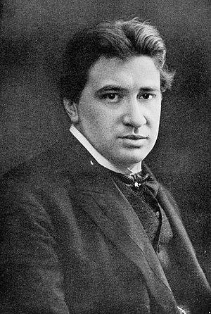 Il campiello - The composer in 1906