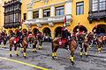 Escolta presidencial, Plaza de Armas, Lima, Perú, 2015-07-28, DD 23.JPG