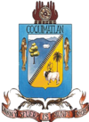 Coat of arms of Coquimatlán