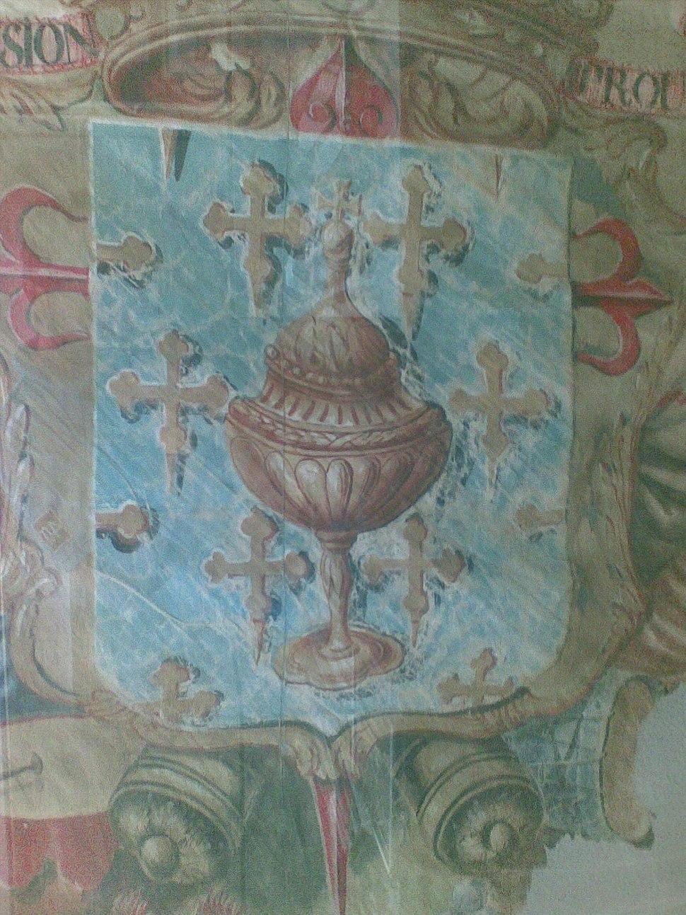 Escudo de Galicia - Reino de Galicia 1808