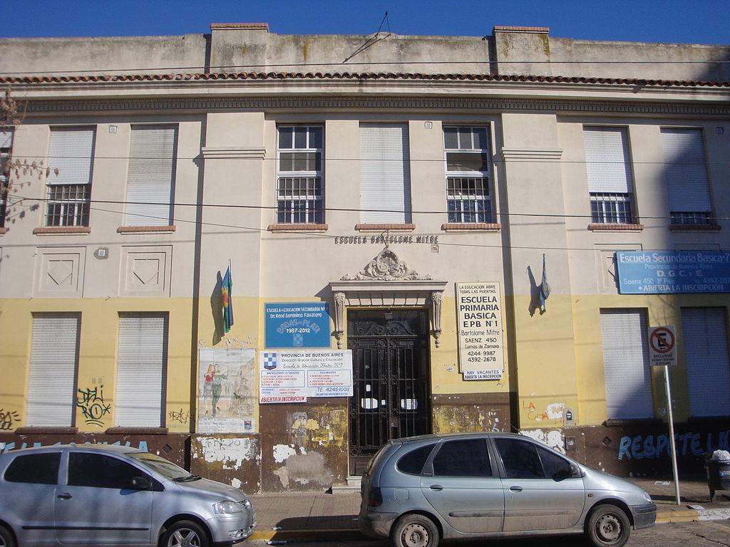 Escuela Primaria Básica nº1 Bartolomé Mitre de Lomas de Zamorajpg