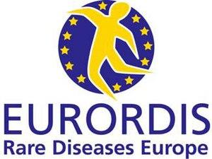 Logo of rare diseases Europe