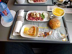 Eurostar Dinner.jpg