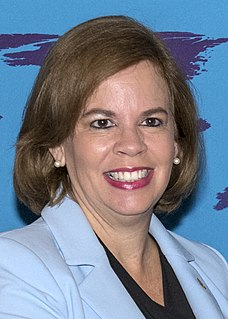Evelyn Wever-Croes 4th Prime Minister of Aruba