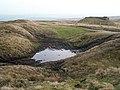 Evidence of quarrying, Slate Delfs Hill - geograph.org.uk - 274144.jpg