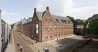 Museum in Utrecht, Netherlands