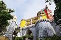 Exterior, Palace of Pena, Sintra, Portugal 02.jpg