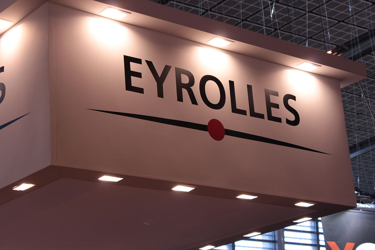 File eyrolles salon du livre de paris for Salon de l emploi paris