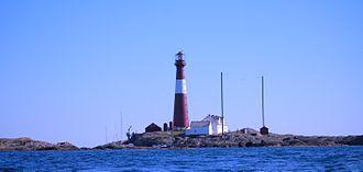 Færder - View of the Færder Lighthouse