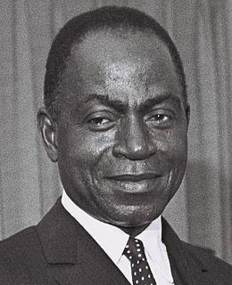Félix Houphouët-Boigny Doctor, Ivorian politician, first president of Côte dIvoire (1905–1993)