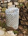 Fût colonne spiralée Gortyn Crete.jpg