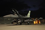 F-16 Fighting Falcon in Afghanistan (7096496161).jpg