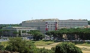 FAO sede