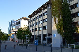 Frankfurt University of Applied Sciences - Building 3