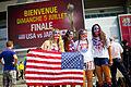 FIFA Women's World Cup Canada Final (USA vs Japan) July 5th, 2015.jpg