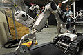 FIRST Robotics team tries hand at controlling EOD robots 140721-F-OB680-076.jpg