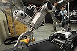 FIRST Robotics team tries hand at controlling EOD robots 140721-F-OB680-076.jpg