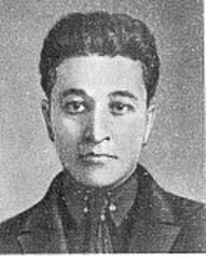 Fayzulla Khodzhayev - F.U. Khodzhayev