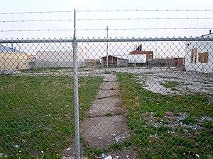 Ferdinand Ewert Building - An empty lot where the Ferdinand Ewert Building was located