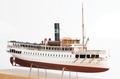 Fartygsmodell-NORRTELJE. 1965 - 1970 - Sjöhistoriska museet - SM 20611.tif