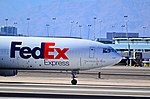 "Federal Express FEDEX McDonnell Douglas MD-10-10(F) N68059 (cn 46907-78) ""Buck"" (5844737086).jpg"
