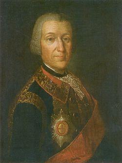Фёдор Иванович Голицын