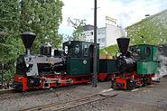 Feldbahn Jacobi und Mallet