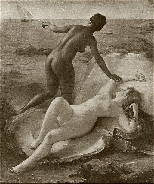 Fernand Le Quesne - Les deux perles