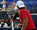 Fernando González at the 2009 US Open 02.jpg