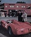 Ferrari 250 Testa Rossa outside Ferrari building.jpg