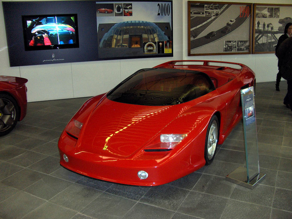 Px Ferrari Mythos Front