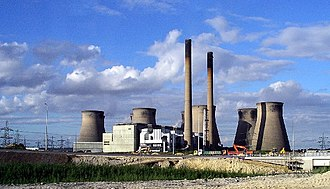 Ferrybridge - Image: Ferrybridge 'C' Power Station geograph.org.uk 35089