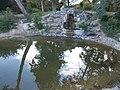 Festetics Palace English landscape park, pond, Keszthely, 2016 Hungary.jpg