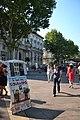 Festival d'Avignon - Place de l'horloge 1.JPG