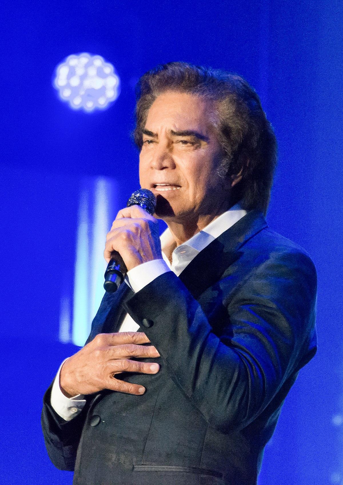José Luis Rodríguez Cantante Wikipedia La Enciclopedia Libre