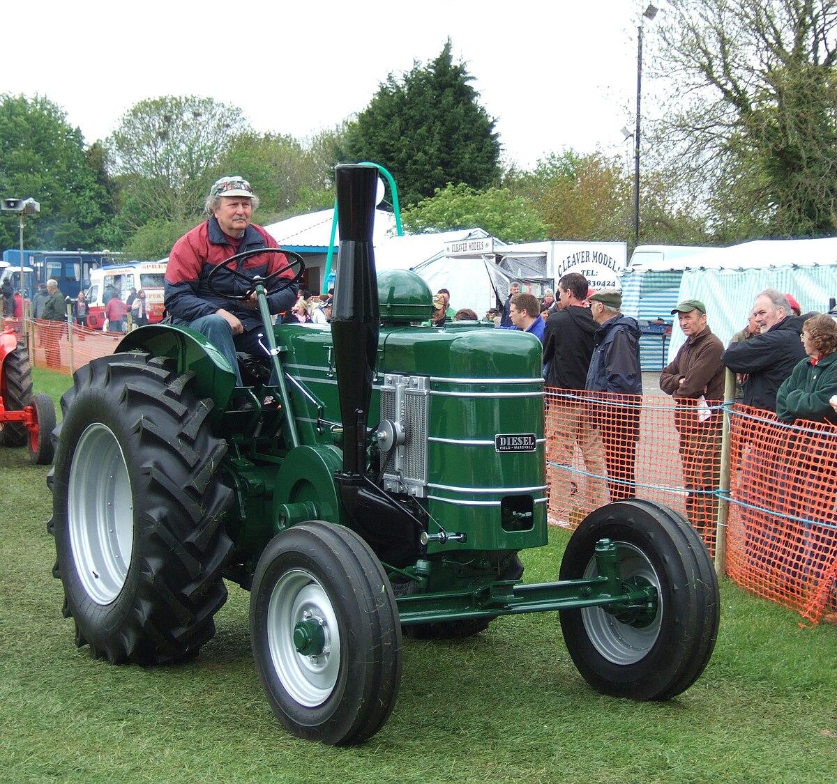 Motor 2.3 Ford >> Field Marshall - Wikipedia