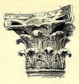 Fig 065 Säulenkapitell vom östlichen Peristylflügel - Niemann 1904.jpg