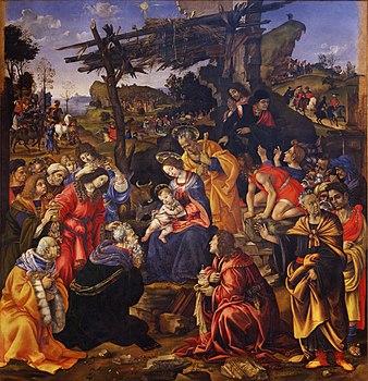Filippino Lippi - Adorazione dei Magi - Google Art Project.jpg